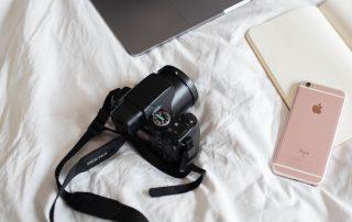 Content Marketing Fotografin