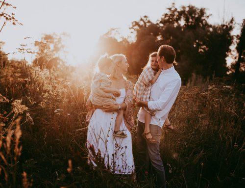 5 Tips für natürliche Familienfotos